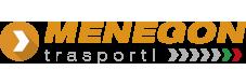 MENEGON Trasporti Logo